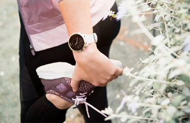Keep up your active lifestyle with the new Suunto 3 Fitness